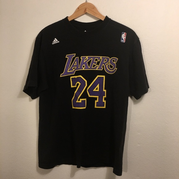 64ef9815490 adidas Other - Adidas Los Angeles Lakers Kobe Bryant  24 T-Shirt